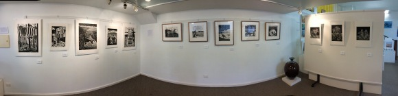 Butter Factory exhibition panoramic view